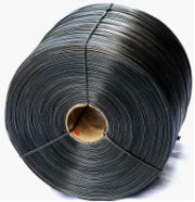 Black annealed wire makes tie easier and fixed