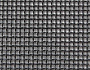 Black Powder Coated Aluminum Window Insect Screen