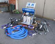 Graco E-XP2 Polyuera Spray Foam Machine Sprayer with Hose & Accs