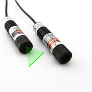 1mm Line Thickness 532nm Green Line Laser Modules