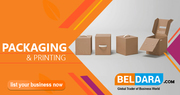 Packaging,  Printing materials,  Services,  Machines   Beldara.com