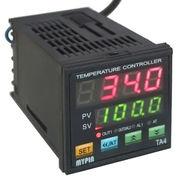 PID Digital Temperature Controller Dual Display SSR TC Kiln Thermocoup